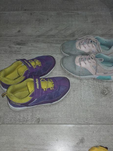 Buty dziewczynka 31 wkładka około 19