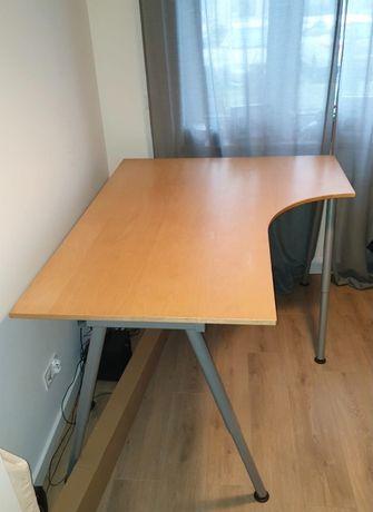 Biurko narożne GALANT IKEA