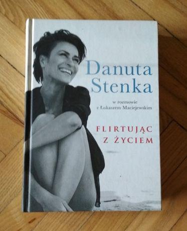Danuta Stenka. Flirtując z życiem