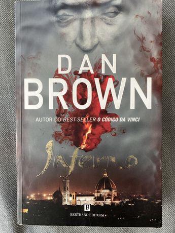 Livros Autores Dan Brown, Joël Dicker e Mark Twain