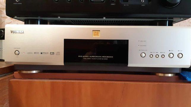 Продам Toshiba SD-900E DVD-Audio CD/DVD/HDCD player
