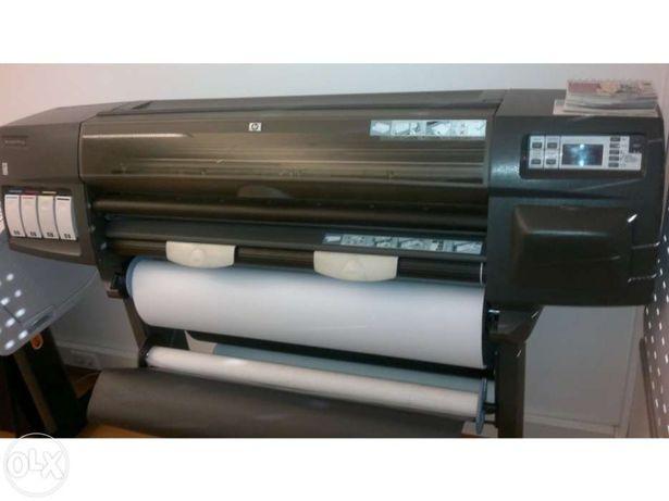 Plotter A0+ (915 mm), HP 1050 C