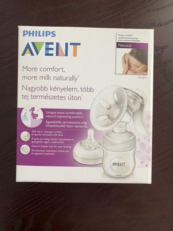 Механічний молоковідсмоктувач Comfort - Philips Avent