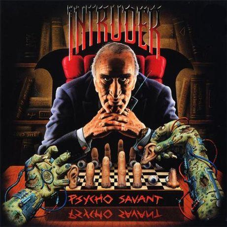 Intruder – Psycho Savant, Metal Blade Records 1991, Vinyl