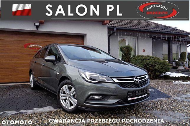 Opel Astra serwis ASO, nawigacja