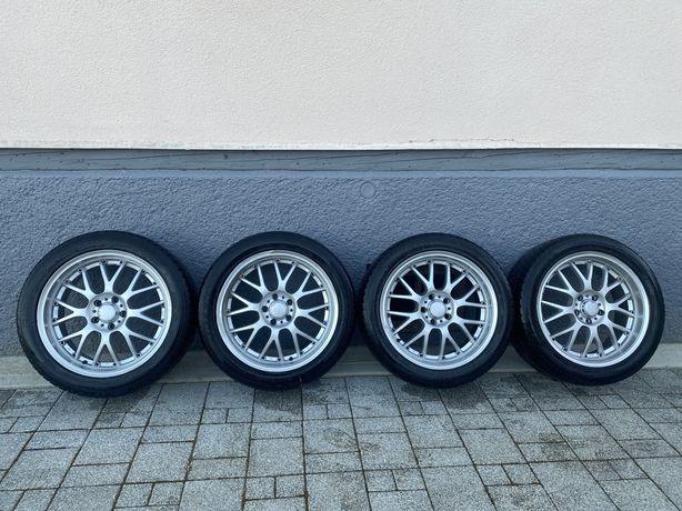 Диски Asa r18 5x112 (Audi)