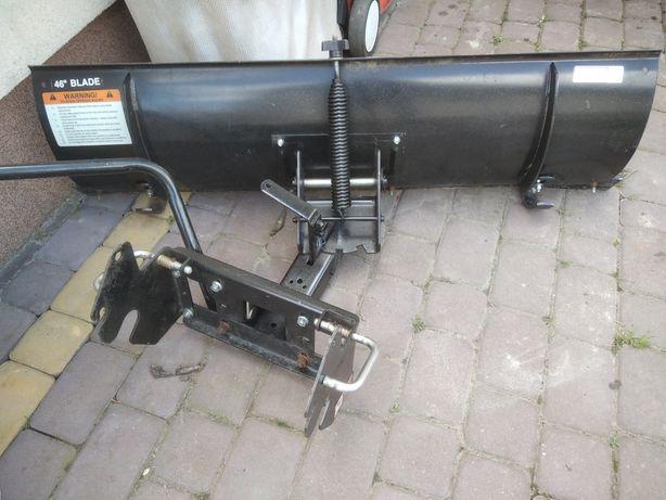 Oryginalny pług traktorek kosiarka mtd