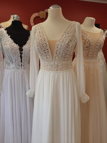Suknia ślubna nowa kolekcja