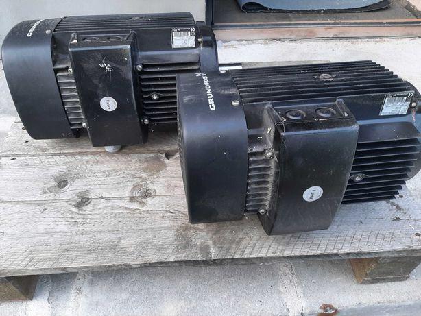 silnik elektryczny do pompy wody 4kW Frmy Grundfos sprzedam