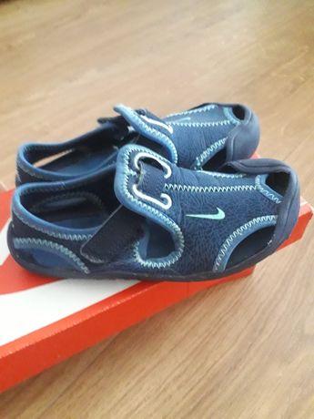 Nike sunray protect 10c r.27 sandały na rzep