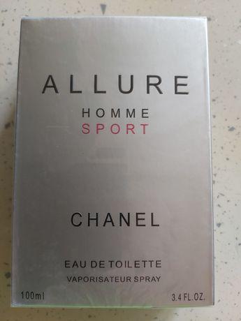 Chanel Allure Homme Sport 100 мл. Шанель Аллюр Хомм Спорт 100 мл.