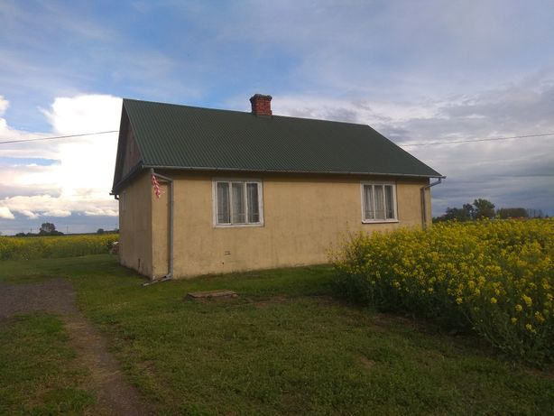 Sprzedam działkę / dom / pole. 2.85 ha Hrubieszów/ Moroczyn