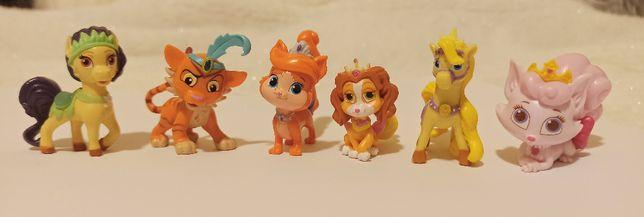 Palace Pets Zwierzątka księżniczek Disneya - figurki