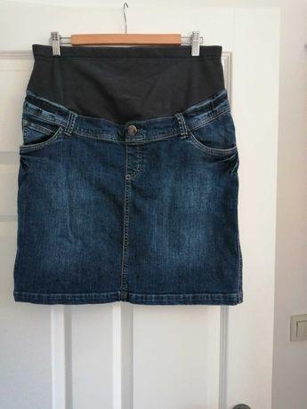 Spódnica ciążowa jeansowa Yessica 42