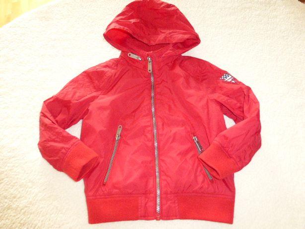 Куртка -ветровка,дождевик-плащевка. С&А 110 размер в идеале