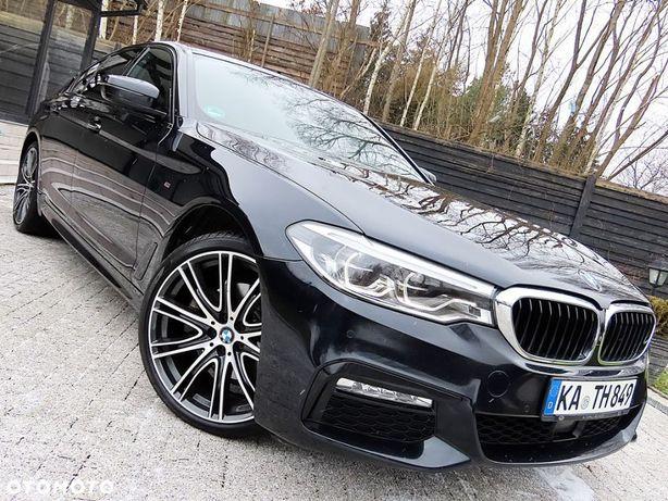 BMW Seria 5 BMW 520D M PAKIET 190PS Radar Full Led Ambiente Blis Max Opcja!