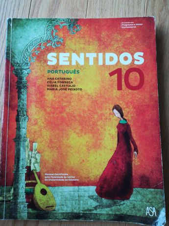 Manual de português - 10.°ano