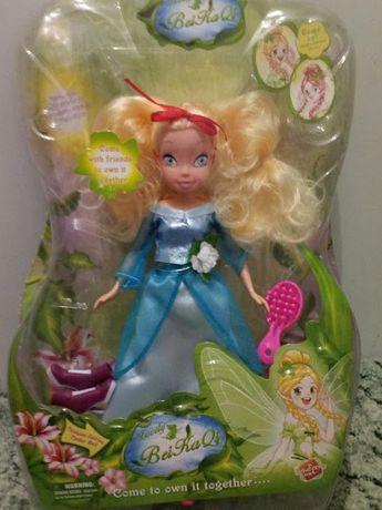 Кукла фея, звук, свет