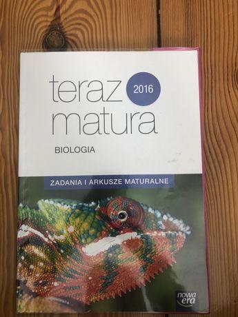 Teraz matura BIOLOGIA 2016