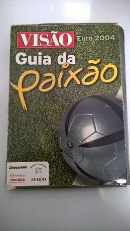 Euro 2004 - Visão Guia da Paixão (portes incluídos)