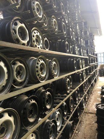 диски металеві R13 R14 R15 R16 R17 100 108 112 114 Диски Стальние