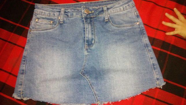 Модная, стильная юбочка- шортики