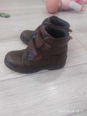 Geox Взуття шкіряне.