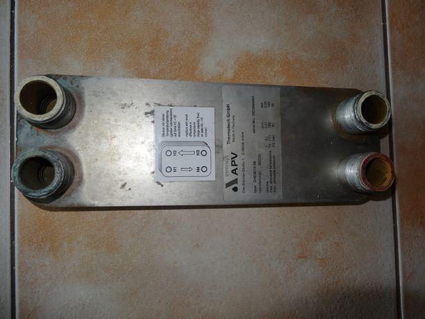 Wymiennik ciepła płytowy APV do kominka z płaszczem wodnym 8-16 kW