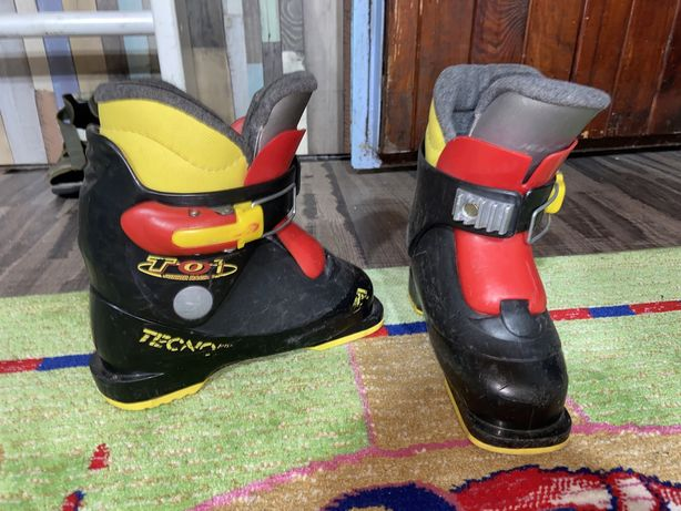 Лыжные ботинки Tecno
