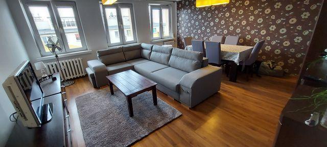 65 m2 | ul. Kopernika | 3 pokoje z oddzielną kuchnią | salon 26m2