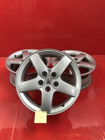 Легкосплавні диски Peugeot R16 5x108 ET 44