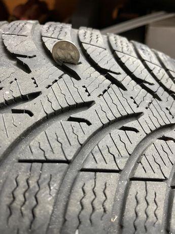 Шини, покришки, колеса 205/55R16 Michelin Alpin A4