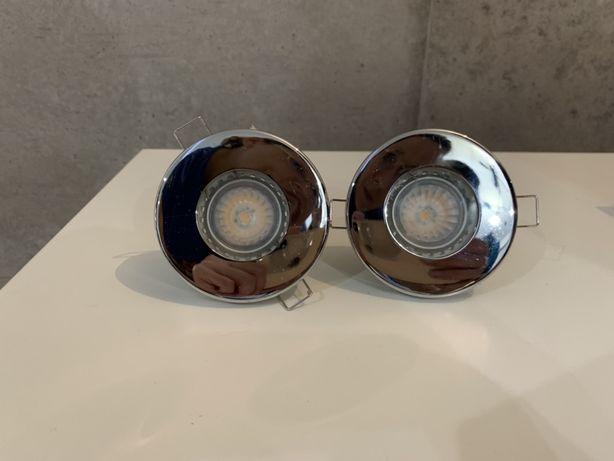 Lampy podtynkowe IP 44 byly w kabinie prysznicowej