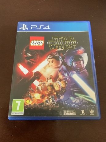 PS4 Star Wars The Force Awakens