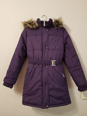 Куртка- парка Ленне, зима, разм.158