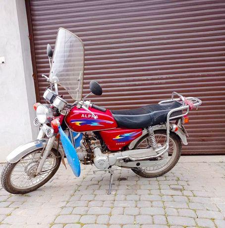Продам мотоцикл ALPHA 50