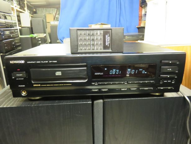 Cd Kenwood DP-7060+Pilot