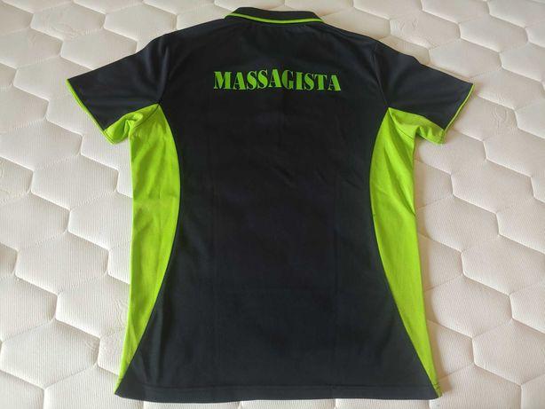 Polo Massagista (tamanho: L)