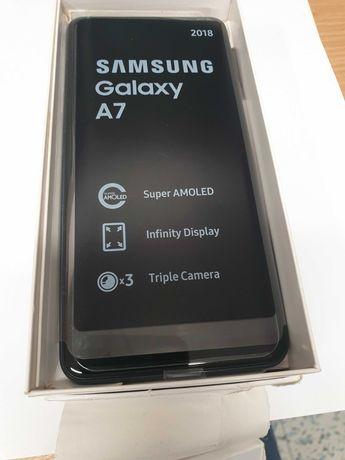 Samsung Galaxy A7 64GB uszkodzony