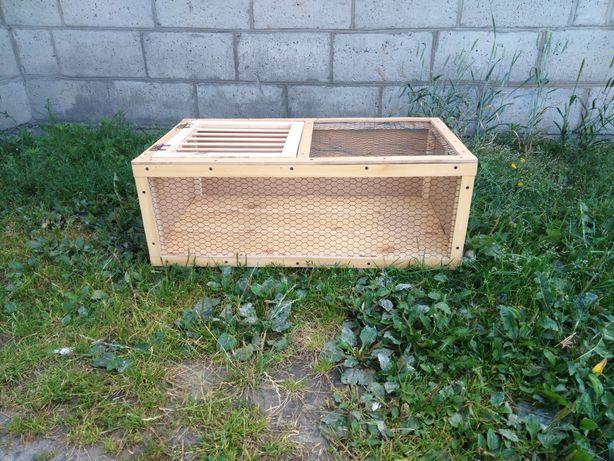 Klatka transportowa dla gołębi królików kotów pocztowe ozdobne królik