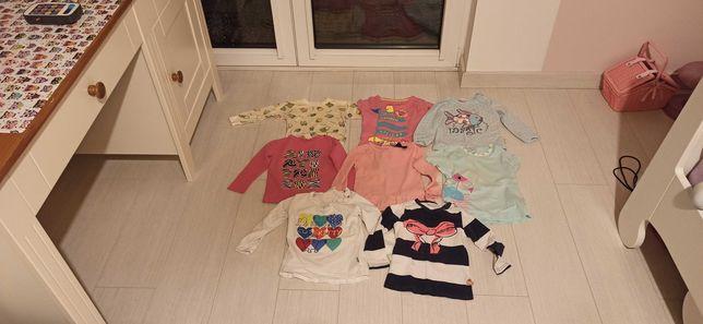 Koszulki dziecięce dziewczęce