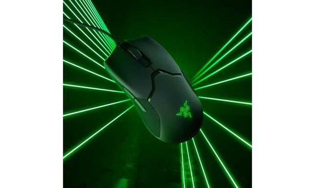 Rato Razer Viper - Novo!!!