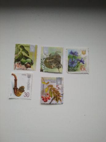 Продам Украинские марки