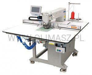 Automat do odszywania zaprogramowanego wzoru o polu 1600x1050m(juki)