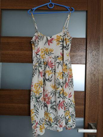 Letnia sukienka multikolor