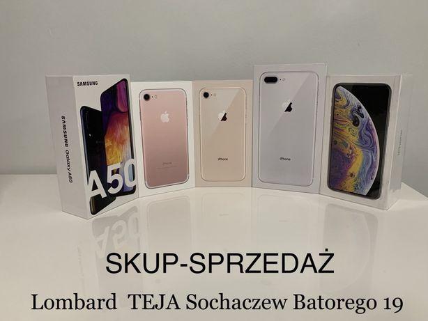 Skup-Sprzedaż tele. iPhone 7,7+,8,8+,X,Xs,Xs 11 ,11 pro 11 max ,sams ,