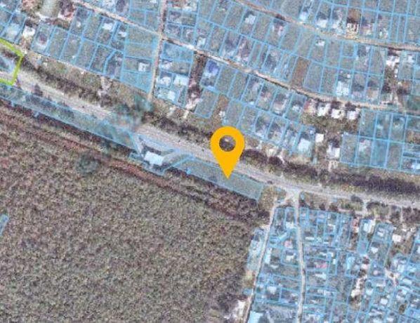 Продажа фасадной территории район Ривьеры