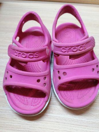 Crocs сандалики на девочку