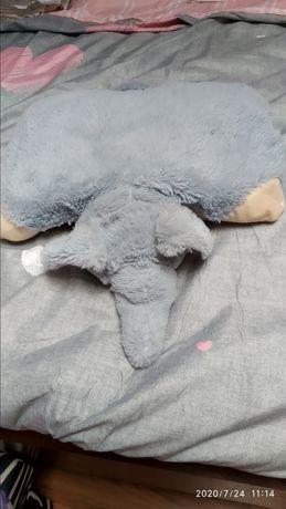 Poduszka sloń.   .