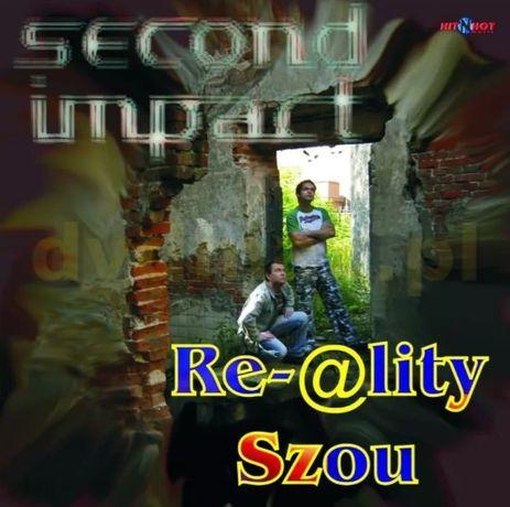 Płyta Second Impact Reality Szou Re-ality Radio Edit NOWA